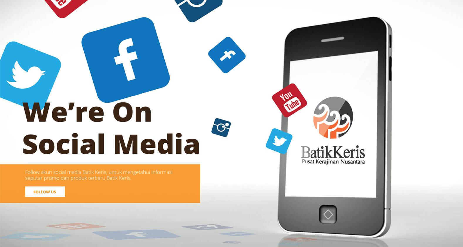 On Social Media