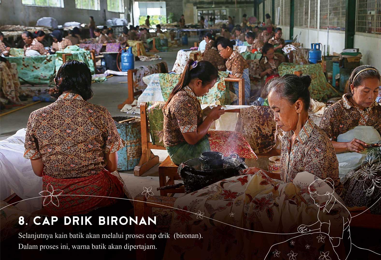 8. Cap Drik Bironan