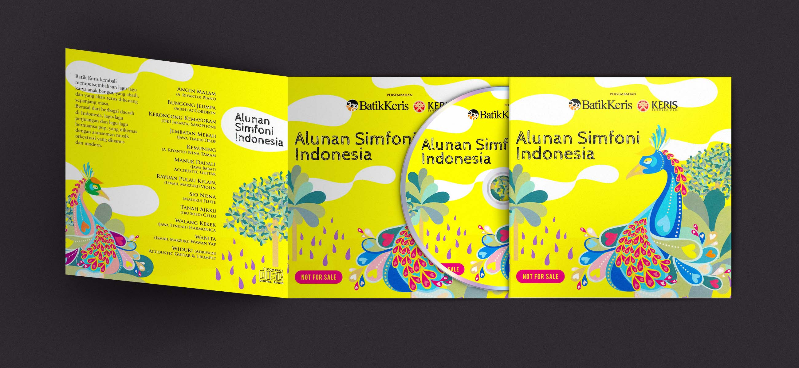 CD Alunan Simfoni Indonesia
